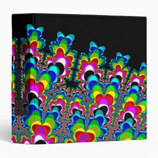"""Cascada del arco iris - arte del fractal carpeta 1 1/2"""""""