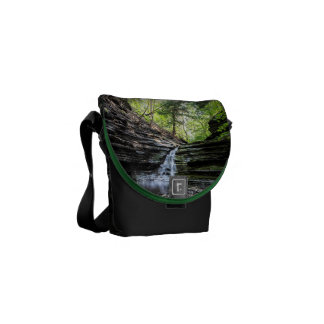 Cascada del barranco bolsas messenger