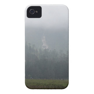 cascada del cielo del prado Case-Mate iPhone 4 cárcasas