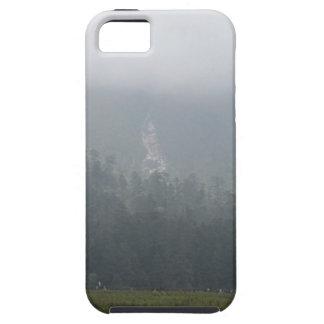 cascada del cielo del prado iPhone 5 carcasa