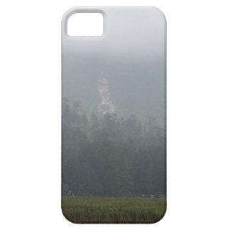 cascada del cielo del prado iPhone 5 carcasas