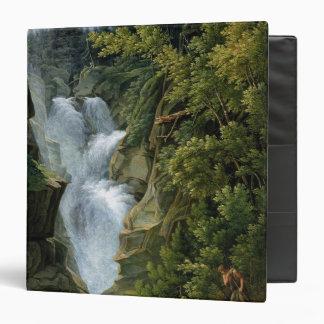 Cascada en las montañas de Berna, 1796