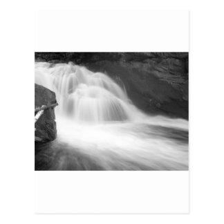 Cascada hermosa, península superior, Michigan Postales
