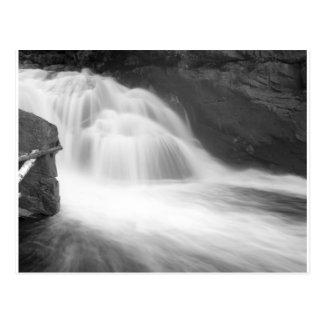 Cascada hermosa, península superior, Michigan Tarjetas Postales