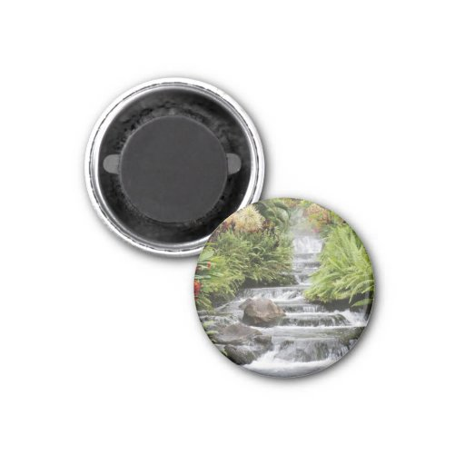 Cascada Imán Redondo 3 Cm