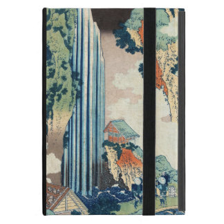 Cascada japonesa fresca de Hokusai del ukiyo-e del iPad Mini Cárcasas