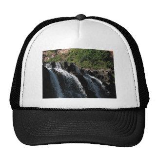 Cascada majestuosa - la grosella espinosa cae por  gorros bordados
