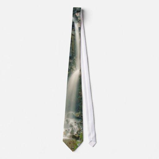 Cascada mística corbata personalizada