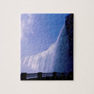 Cascada Niagara Falls Puzzle