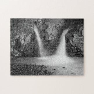 Cascada Rompecabeza Con Fotos