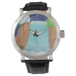 cascada relojes de pulsera