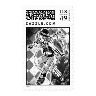 Cascada stamp