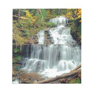 Cascada Wagner el condado de Alger Michigan Bloc