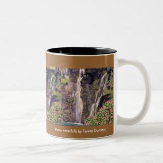 Cascadas de Hana - taza