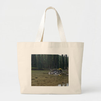 Cascadas de Oregon, lago devils Bolsa De Mano