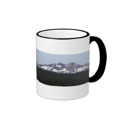 Cascadas de Oregon Taza De Café
