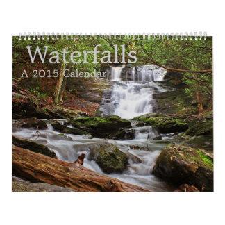 Cascadas del calendario meridional de los