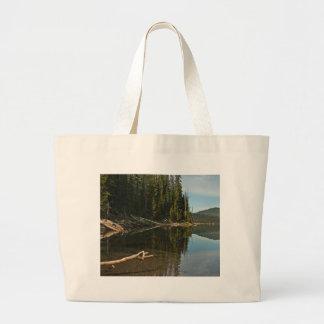Cascadas del lago elk, Oregon Bolsa