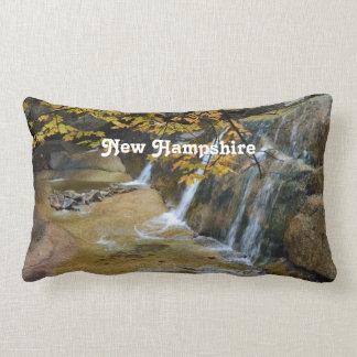 Cascadas en New Hampshire Cojin
