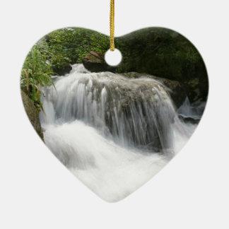 Cascadas - favorable foto ornaments para arbol de navidad