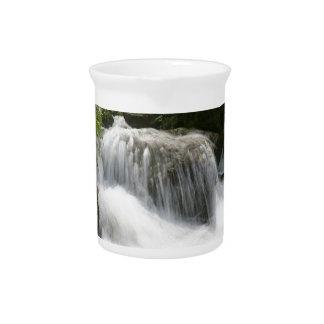 Cascadas - favorable foto jarras para bebida