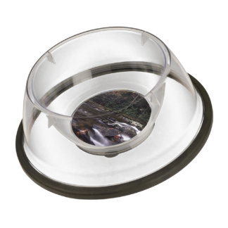Cascade and Fall Colors Pet Bowl