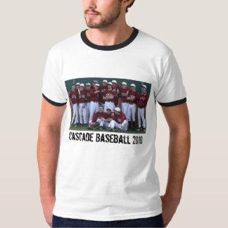 Cascade Baseball 2010 T-Shirt