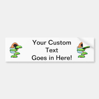 cascade bonsaii graphic green.png bumper sticker