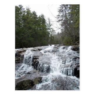 Cascade Brook Falls Postcard