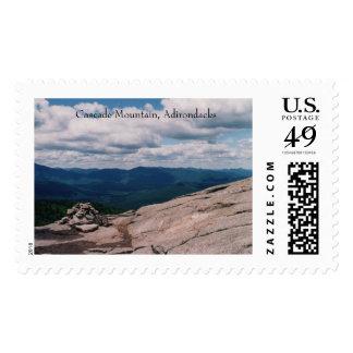 cascade, Cascade Mountain, Adirondacks Postage Stamp