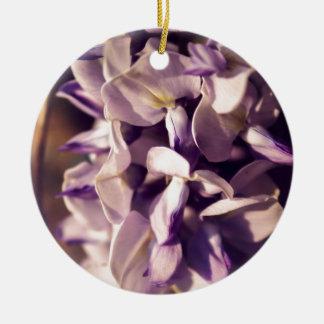 Cascade Ceramic Ornament