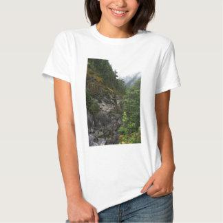 Cascade Cliff T Shirt
