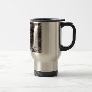 Cascade Falls 01 Travel Mug