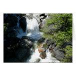 Cascade Falls at Yosemite National Park Card