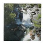 Cascade Falls at Yosemite National Park Ceramic Tile