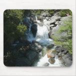 Cascade Falls at Yosemite National Park Mouse Pad
