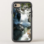 Cascade Falls at Yosemite National Park OtterBox Symmetry iPhone 7 Case