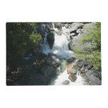 Cascade Falls at Yosemite National Park Placemat