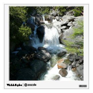 Cascade Falls at Yosemite National Park Wall Sticker