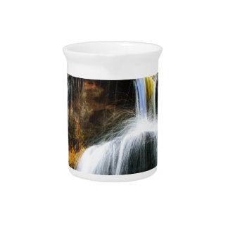 Cascade Falls Beverage Pitcher