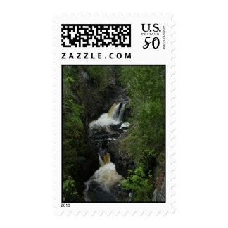 Cascade Falls Stamp