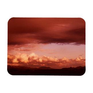 Cascade Foothills Rectangular Photo Magnet