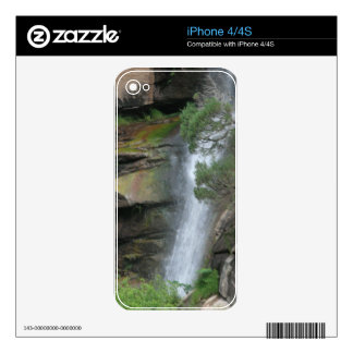 Cascade iPhone 4S Skins