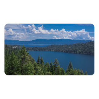 Cascade Lake Business Card