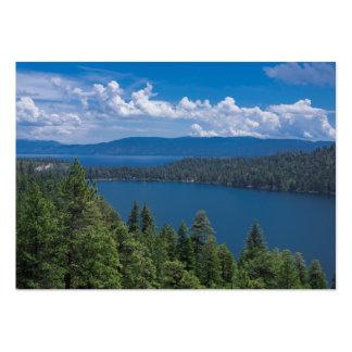 Cascade Lake Large Business Card