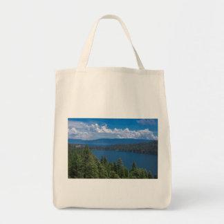 Cascade Lake(Org).tif Tote Bag