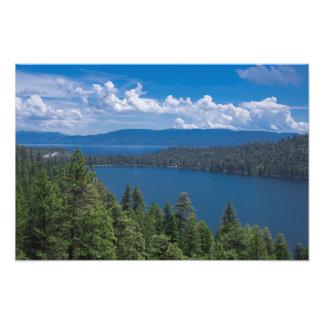 Cascade Lake Photo Print