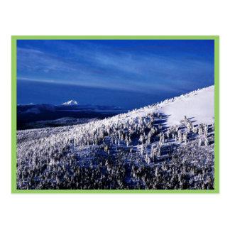 Cascade Mountain Range, Oregon Post Cards
