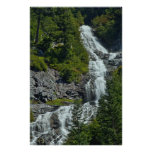Cascade Mountain Waterfall Photo Print