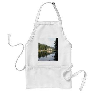 Cascade Mountains, Devils Lake, Oregon Aprons